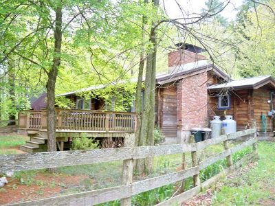 Single Family Home For Sale: 84 Middle Pines Road