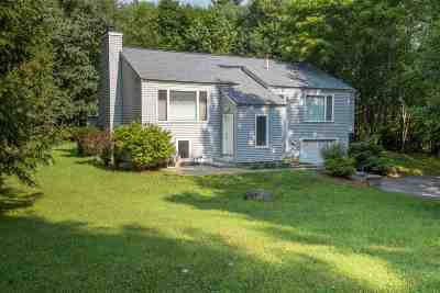Merrimack Single Family Home For Sale: 4 Bridle Path