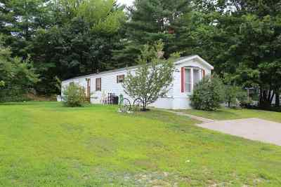 Carroll County Mobile/Manufactured Active Under Contract: 66 Buckingham Drive