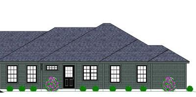 Newmarket Single Family Home For Sale: Lot 1b Osprey Lane #5-1-1B