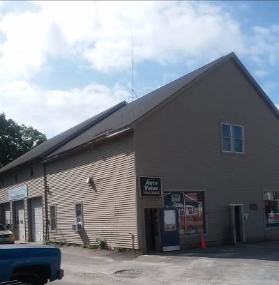 Commercial For Sale: 18-20 West Main Street