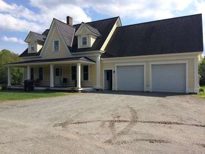 Caledonia County Single Family Home For Sale: 2955 Oneida Road