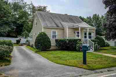 Bedford Single Family Home Active Under Contract: 384 Donald Street