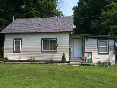 Fair Haven Single Family Home For Sale: 1 Center Street