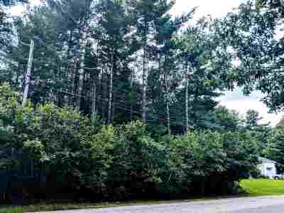 Manchester Residential Lots & Land For Sale: Frontage Road