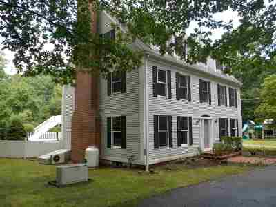 Rochester Single Family Home Active Under Contract: 10 Stanley Pond Drive