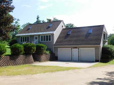 Raymond Single Family Home For Sale: 128 Chester Road