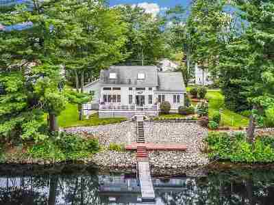 Manchester Single Family Home Active Under Contract: 91 W Riverbank Road