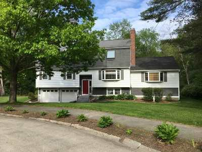 Nashua Single Family Home For Sale: 71 Pioneer Drive
