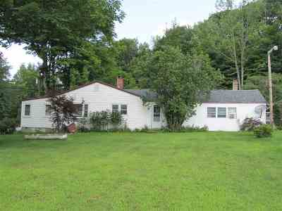 Merrimack County Single Family Home For Sale: 117 Woodhill Road
