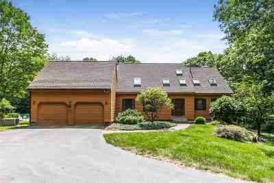 Bow Single Family Home Active Under Contract: 19 Stoney Brook Road