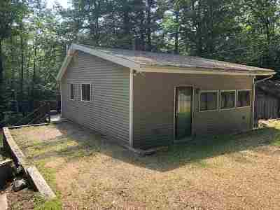 New Hampton Single Family Home For Sale: 134 Beech Hill Road