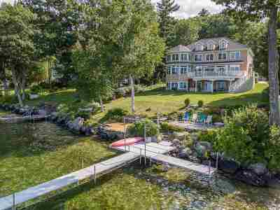 Gilford Single Family Home For Sale: 68 Scenic Drive