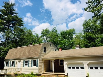 Epsom NH Single Family Home Active Under Contract: $224,900