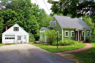 Conway Single Family Home For Sale: 85 Pollard Street
