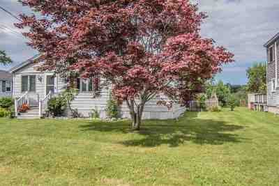 Hampton Single Family Home Active Under Contract: 6 Gentian Road