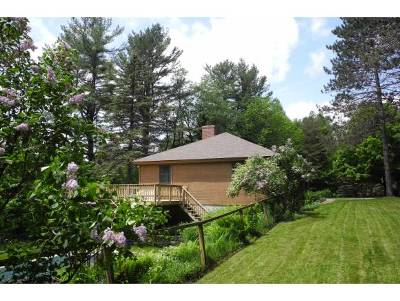 Woodstock Single Family Home For Sale: 168 Barberry Hill Road Street