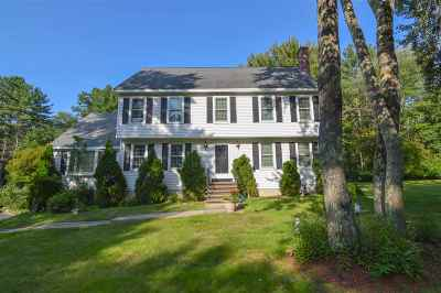 Windham Single Family Home For Sale: 140 Kendall Pond Road