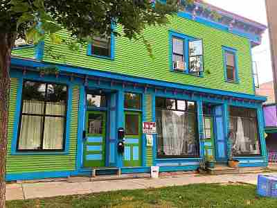 Chittenden County Multi Family Home For Sale: 161-165 Elmwood Avenue