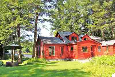 New Hampton Single Family Home For Sale: 5 Anchorage Road