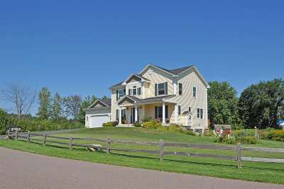 Colchester Single Family Home For Sale: 15 Cottonwood Crossing