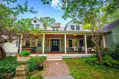 Holderness Single Family Home Active Under Contract: 20 Meadowview Drive
