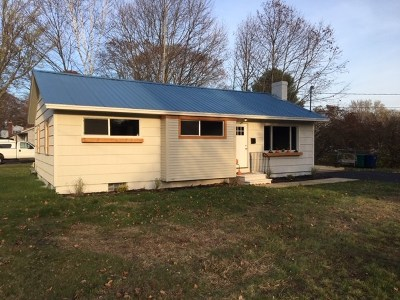 Single Family Home For Sale: 270 High Street