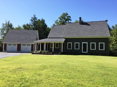 Caledonia County Single Family Home For Sale: 243 Sylvain Road