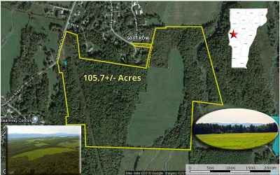 Middlebury Residential Lots & Land For Sale: 918 Washington St Ext
