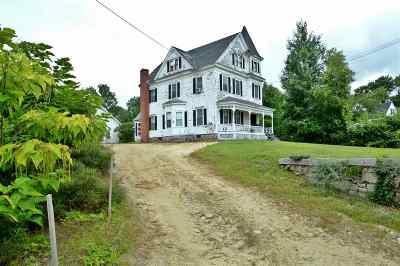 Salem Multi Family Home For Sale: 72 Salem Street