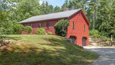 Epsom Single Family Home Active Under Contract: 81 Carriage Hill Road