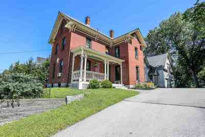 Pembroke Single Family Home Active Under Contract: 27 Broadway Street