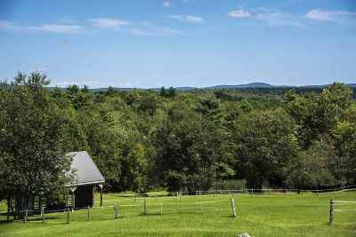 Single Family Home Active Under Contract: 1014 Province Road