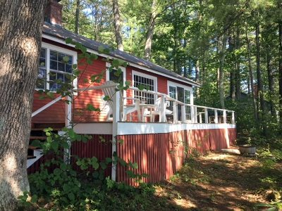 Carroll County Single Family Home Active Under Contract: 87 Camp School Road