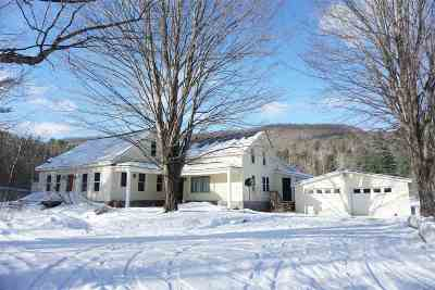 Chittenden County Multi Family Home For Sale: 996-998 Texas Hill Road