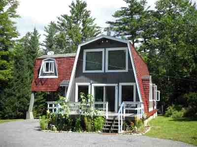 Orford Single Family Home Active Under Contract: 31 Sunday Mountain Extension Road