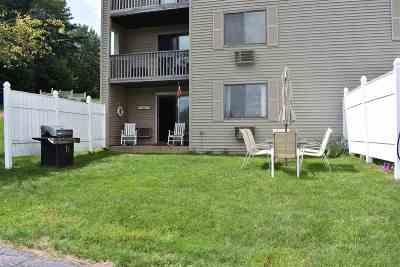 Laconia Condo/Townhouse Active Under Contract: 178 Treetop Circle #16