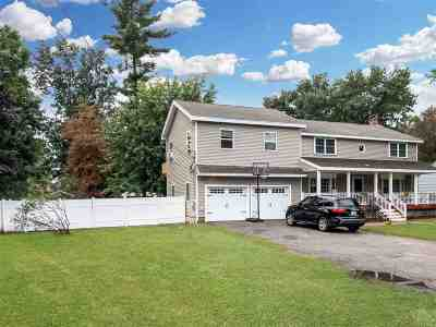 Merrimack Single Family Home For Sale: 3 Hartwood Drive