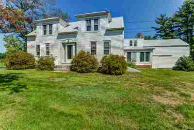 Conway Single Family Home For Sale: 2996 East Main Street