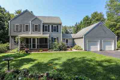 Loudon Single Family Home Active Under Contract: 7165 Shaker Road