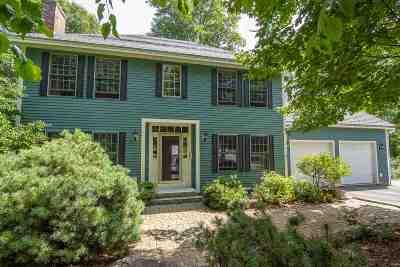 Belknap County Single Family Home For Sale: 15 Gunstock Hill Road
