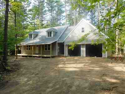 Carroll County Single Family Home For Sale: Wansor Road