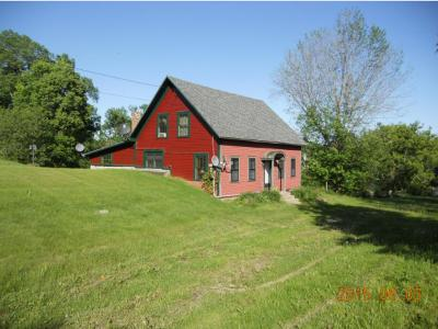 Newbury Single Family Home For Sale: 139 Toll House Rd Road