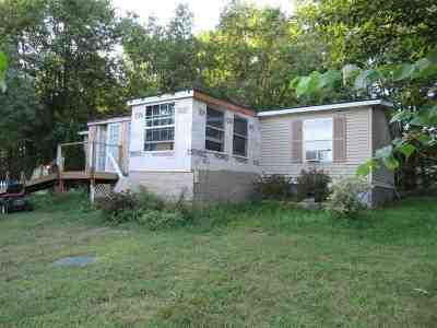 Rutland Town Single Family Home For Sale: 603 Gleason Road