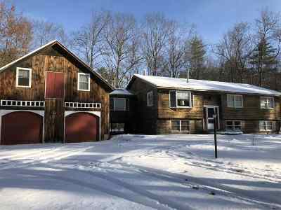 Moultonborough Single Family Home For Sale: 463 Shaker Jerry Road