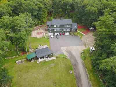 Pembroke Multi Family Home For Sale: 849 Borough Road #A&B