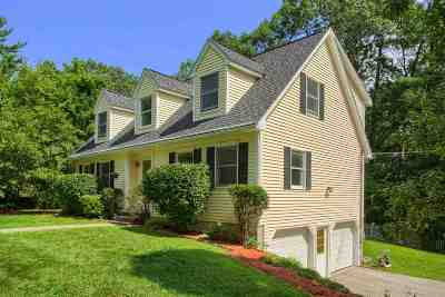 Salem Single Family Home Active Under Contract: 12 Julie Avenue