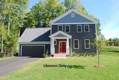 Essex Single Family Home For Sale: 2 Evergreen Drive