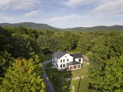 Salisbury Single Family Home For Sale: 82 Schoolhouse Road
