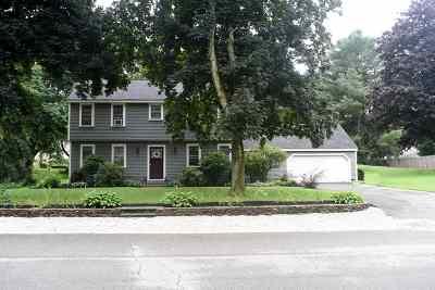 Hampton Falls Single Family Home For Sale: 14 Glenwood Road